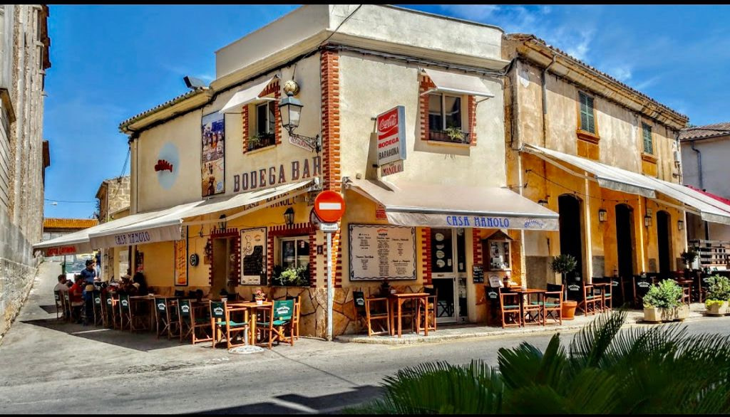 Restaurante Ses Salines