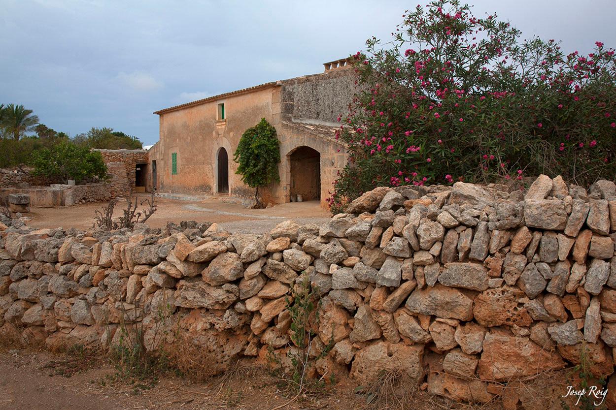 El pueblo de Ses Salines