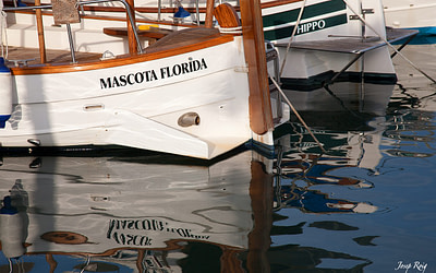 Der Hafen von Colonia de Sant Jordi, ein mediterraner Schatz